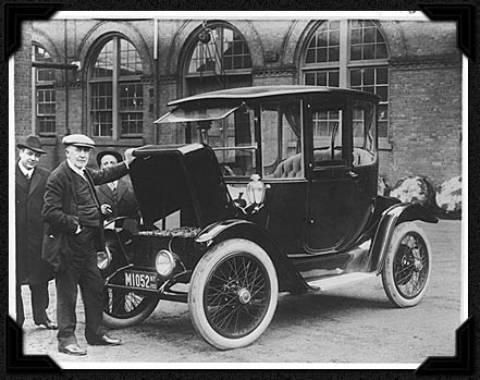 Brief History and General Introduction of Automobile