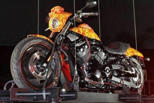 Top Five Expensive Bikes in the world 2014