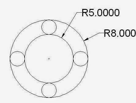 AUTOCAD TUTORIAL: Chapter 2 Introduction Of 2D Drawing Tool > Circle Tool