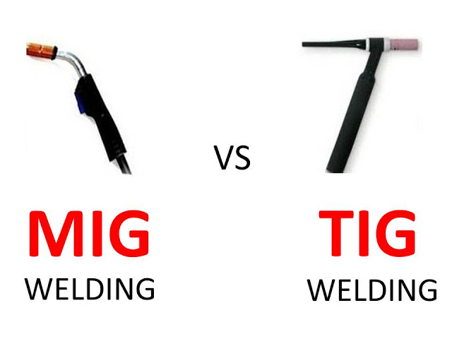 Difference between MIG and TIG Welding