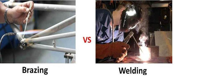Difference Between Welding and Brazing