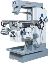 Types of milling machine