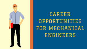Career Opportunity after Mechanical Engineering
